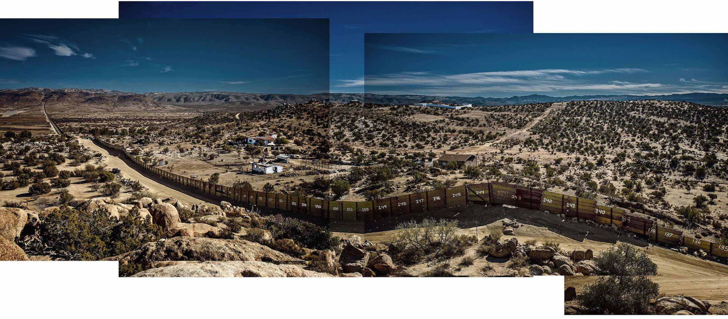 the border, la frontera via national geographic